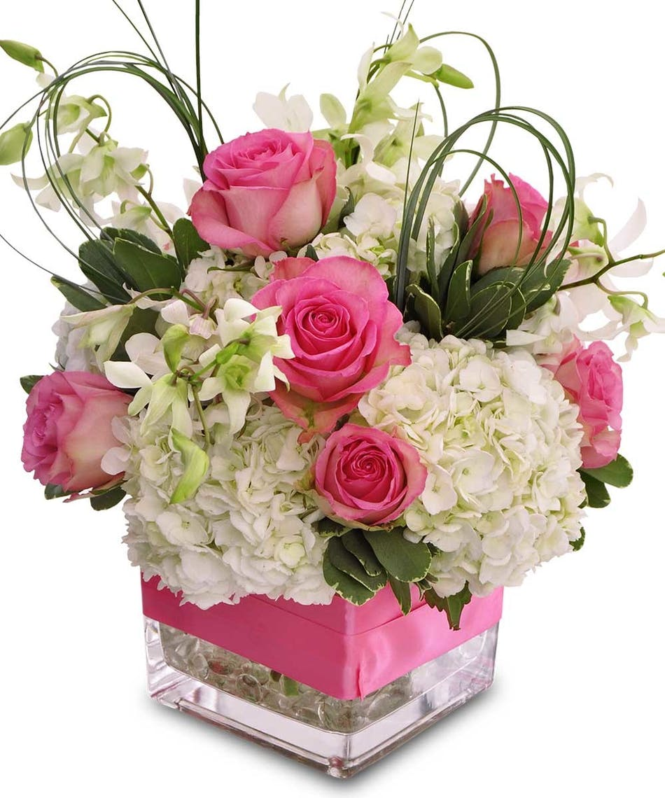 Sweet baby girl flowers for baby girl san diego ca florist izmirmasajfo