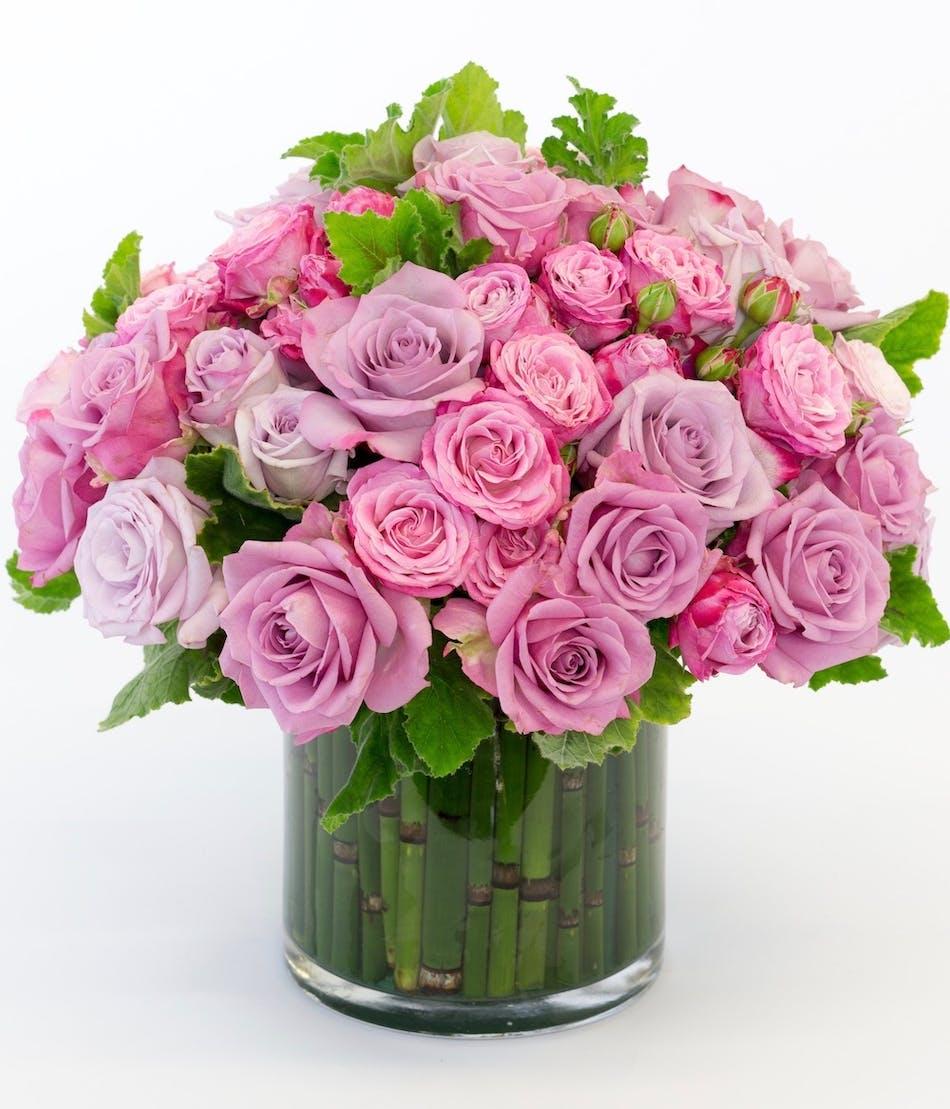 Lavender Rose Garden Voted Best Florist In San Diego