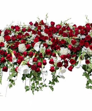 Sympathy Casket Flower Arrangements, Florist San Diego