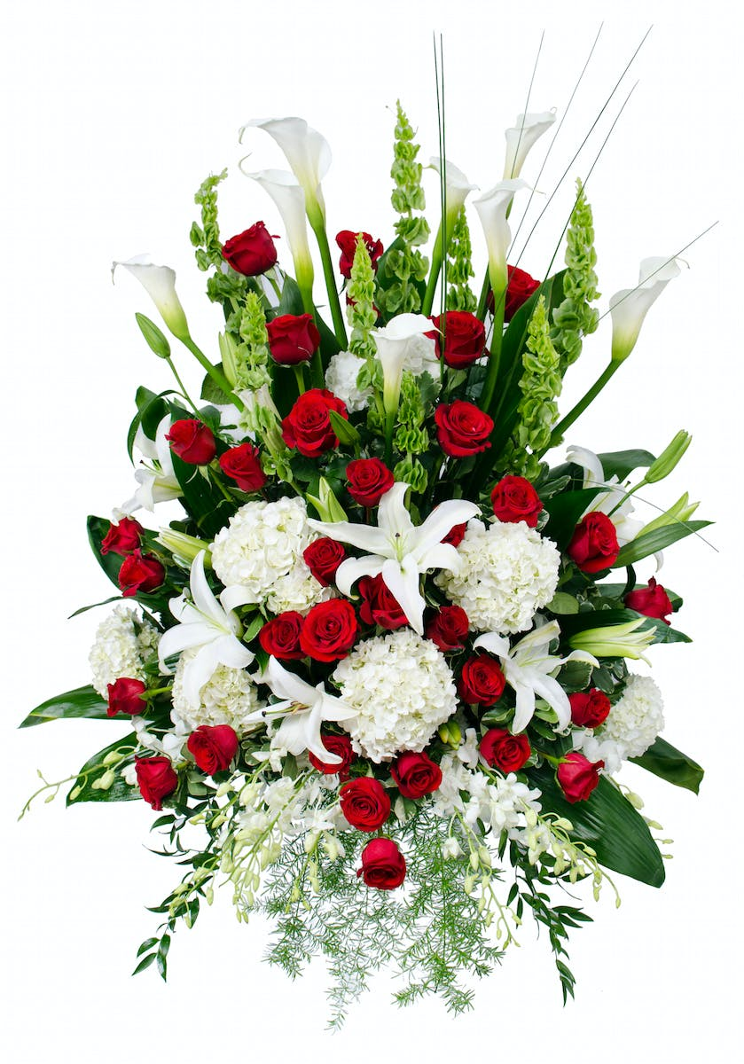 Funeral Flowers For Men , Sympathy Flowers For Men, San