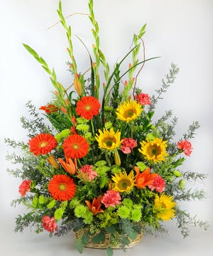 Harvest Tribute Basket