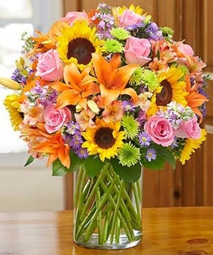 Sunflower Floral Arrangements, Florist San Diego