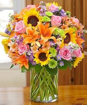 Sunflower Floral Arrangements, Florist San Diego