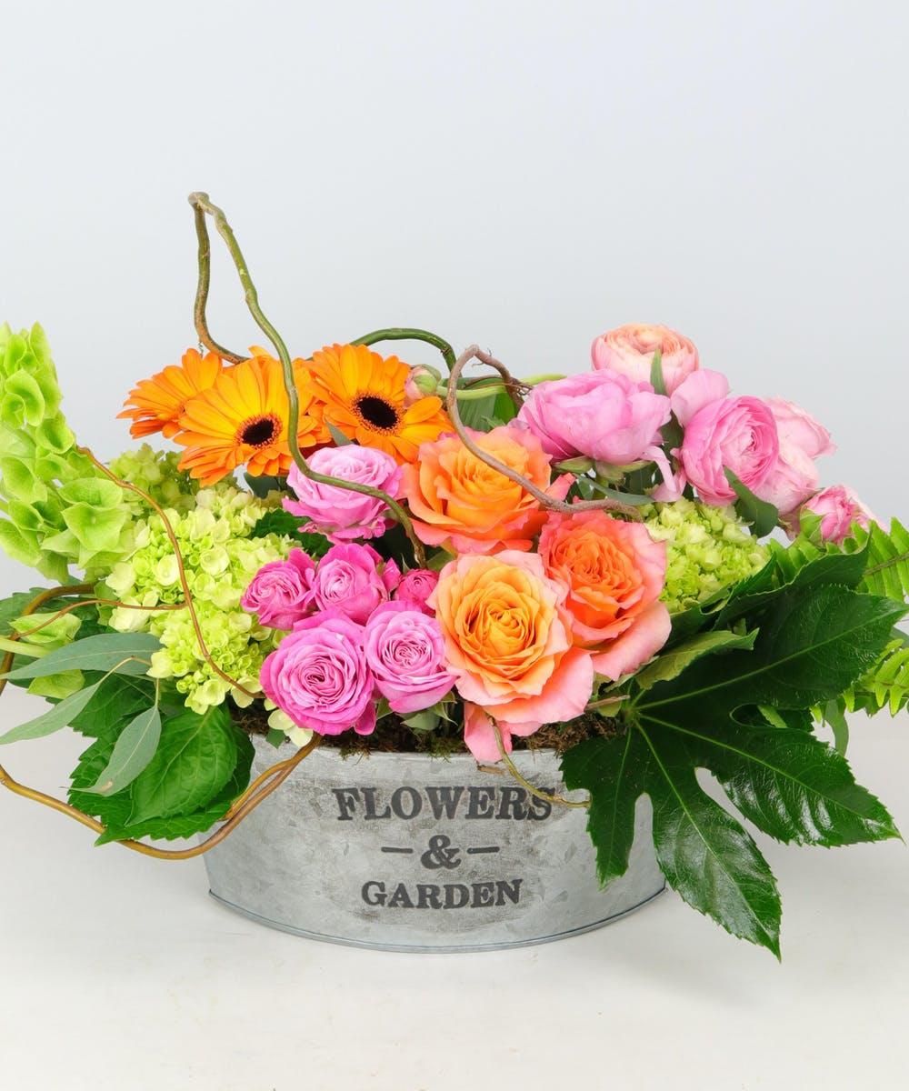 Spring Garden   Voted Best Florist In San Diego   San Diego CA Flowers    Same Day Flower Delivery