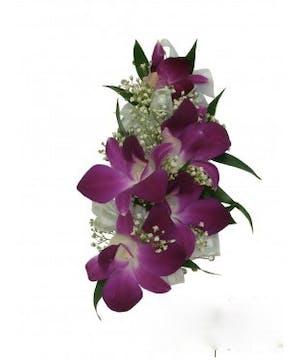 Corsage Dendrobium Purple