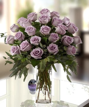 Lavender Roses by Allen's Flowers