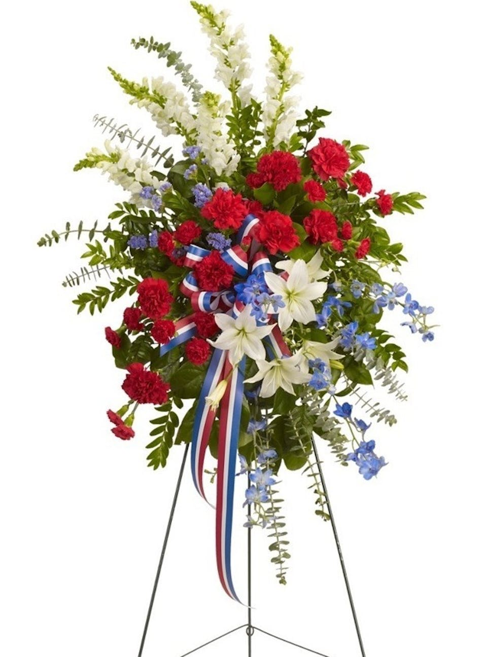 Patriot spray voted best florist in san diego san diego ca available for nationwide delivery izmirmasajfo