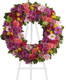 Loving Wreath