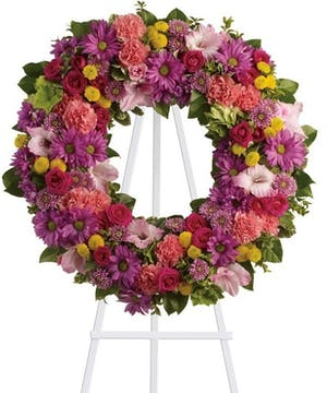 Loving Wreath'