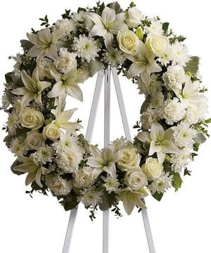 Serenity Wreath'