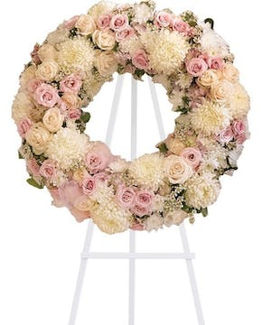 Peace Eternal Wreath'