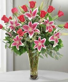 red Rose Arrangements, Florist San Diego