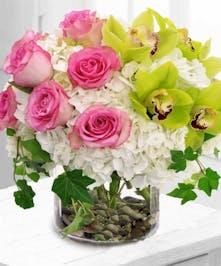 Frais Du Jardin with Roses