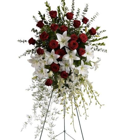 Funeral Flowers For Men Sympathy Flowers For Men San Diego Florist